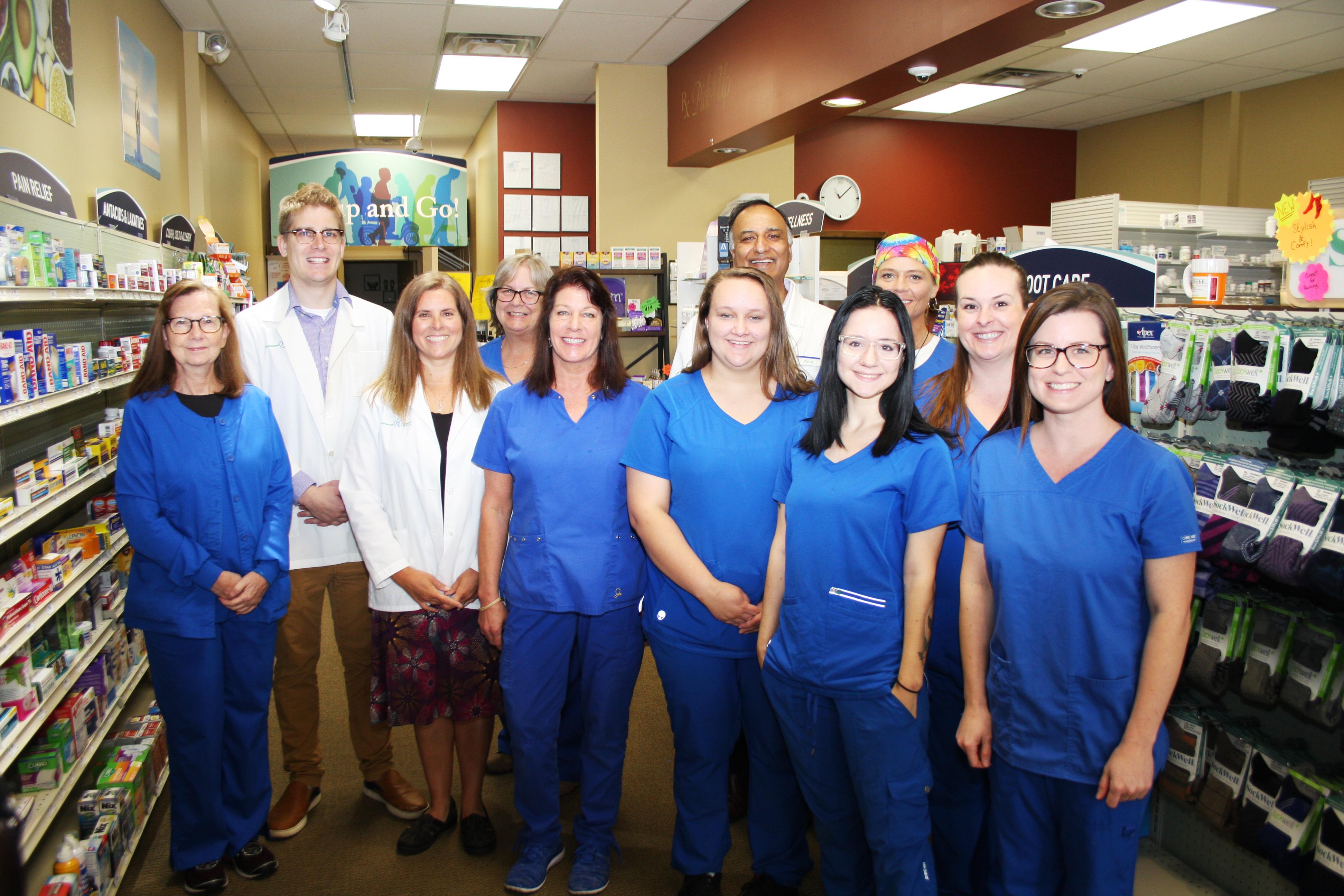 Advanced Health Pharmacy Team