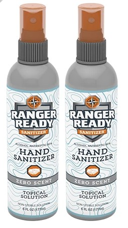 Ranger Ready Hand Sanitizer