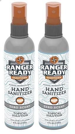 Ranger Ready Hand Sanitizer