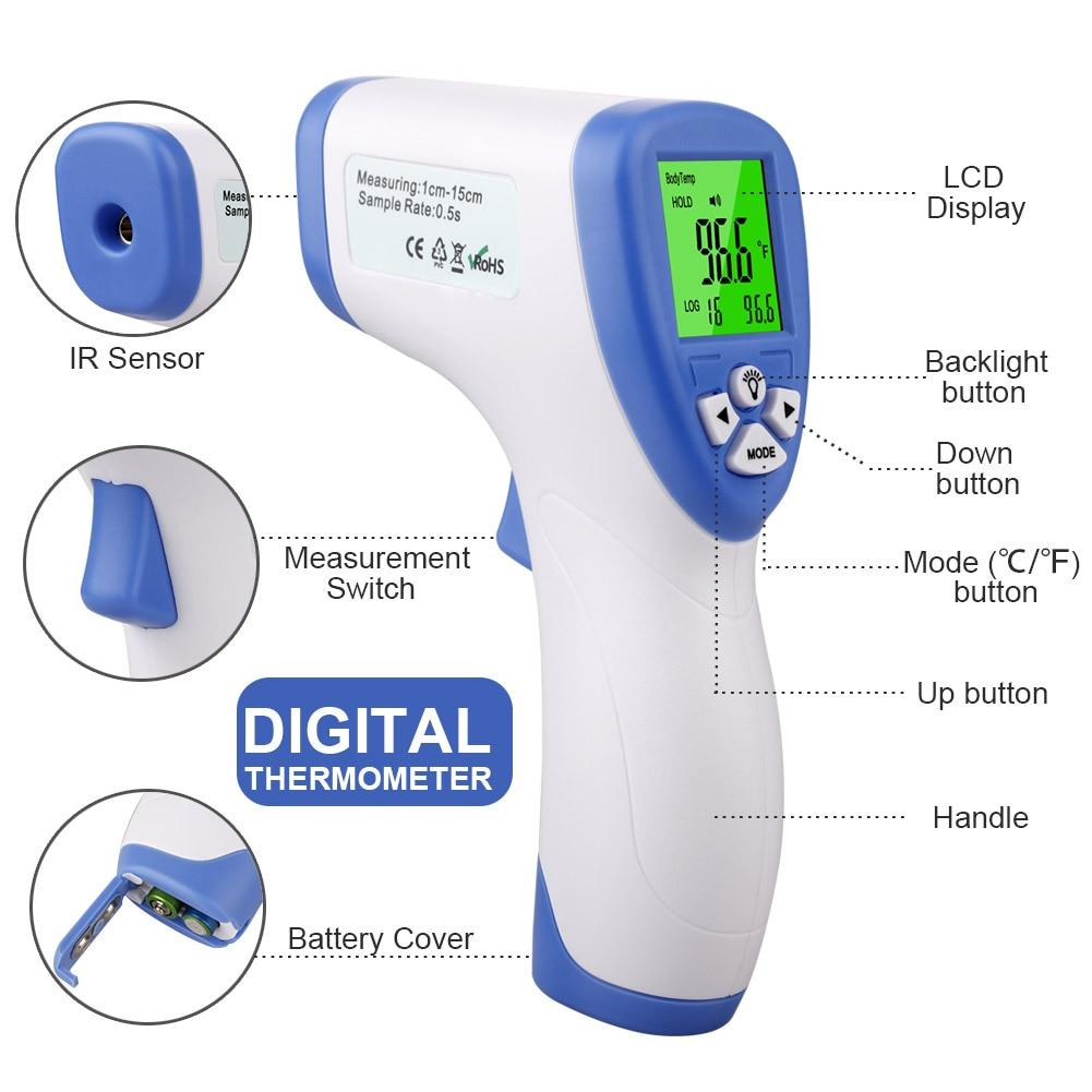 Contactless Digital Thermometer