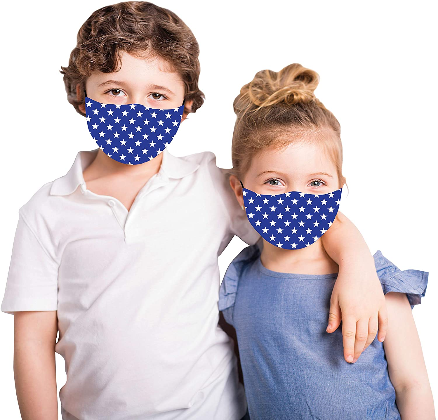 Cloth Multi-Layered Face Mask by Snoozies for Kids