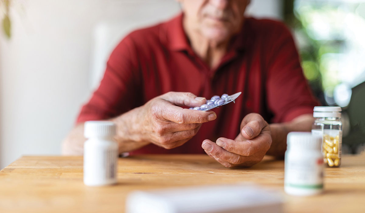 6 Mistakes You Might Make Taking Meds