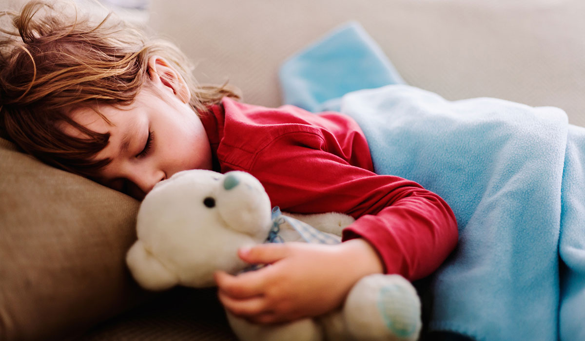 How Well Is Your Child Sleeping?